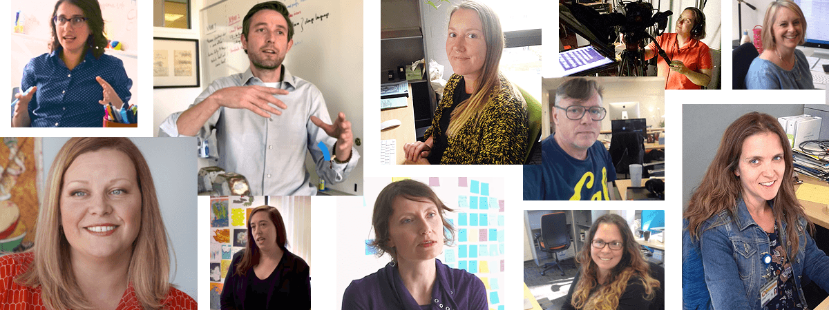 The Digital Learning Services Team